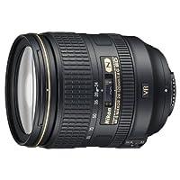 Nikon 標準ズームレンズ AF-S NIKKOR 24-120mm f/4G ED VR フルサイズ対応