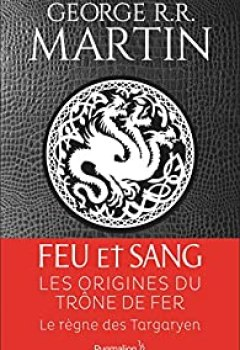 Livres Couvertures de Feu Et Sang, Tome 1