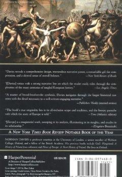 Livres Couvertures de Europe: A History