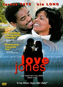 "Cover of ""Love Jones"""