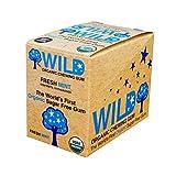 Wild Organic Chewing Gum, Fresh Mint, 10 Pack