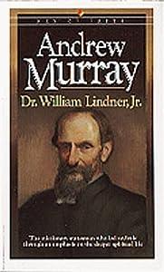 "Cover of ""Andrew Murray (Men of Faith)"""