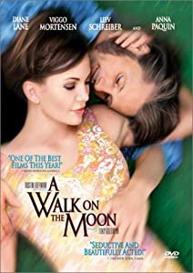 "Cover of ""A Walk on the Moon"""