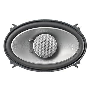 Front 4x6 Speakers Vette