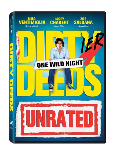 Dirty Deeds (Unrated), Milo Ventimiglia