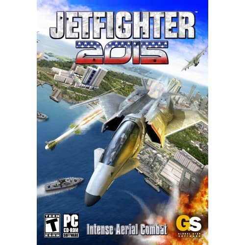 Jetfighter 2015 - 250mb only