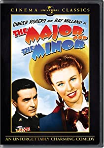 "Cover of ""The Major and the Minor (Univer..."