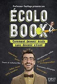 Livres Couvertures de Ecolo Book