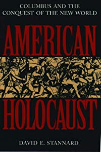 """Cover of """"American Holocaust: The Conques..."""