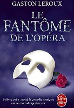 Livres Couvertures de Le Fantôme De L'Opéra