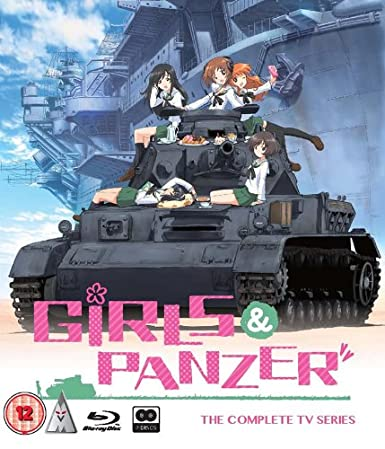Girls und Panzer Series 1