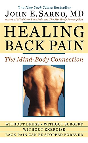 10 must read books for back pain management - Healing Back Pain