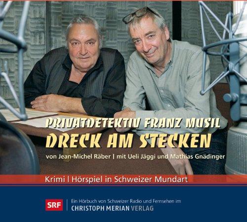 Privatdetektiv Franz Musil - Dreck am Stecken (CMV)