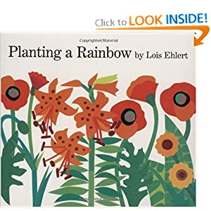 Planting a Rainbow: Lap-Sized Board Book