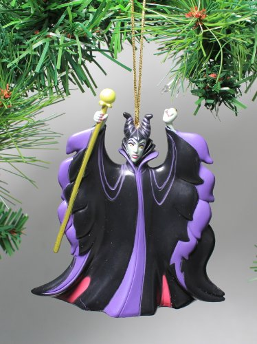 Disney Maleficent Christmas Ornament