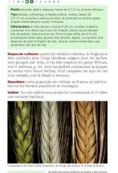Livres Couvertures de Guide des fleurs des champs