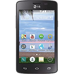 TracFone LG Sunrise No Contract Phone - Retail Packaging (ATT) Certified Refurbished