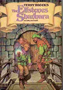 "Cover of ""The Elfstones of Shannara: (#2)..."