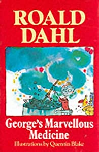 "Cover of ""George's Marvellous Medicine"""