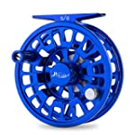Piscifun Blaze Mid Arbor Fly Fishing Reel with CNC-machined Aluminum Alloy Body