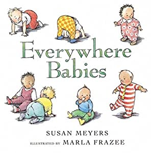 "Cover of ""Everywhere Babies"""