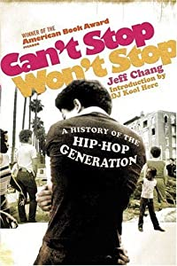 "Cover of ""Can't Stop Won't Stop: A Histor..."