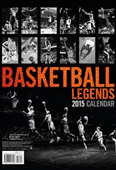 Buchdeckel von Basketball Legends 2015