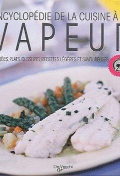 Livres Couvertures de Encyclopédie de la cuisine à la vapeur