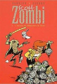 Livres Couvertures de Zombi, Tome 3 : Amicale