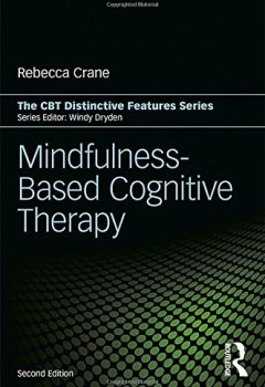 Livres Couvertures de Mindfulness-Based Cognitive Therapy: Distinctive Features