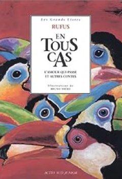 Livres Couvertures de Rufus En Tout Cas