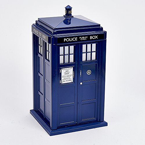 Kurt Adler Doctor Who TARDIS Tree Topper
