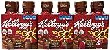 Kellogg's Breakfast to go Shake, Milk Chocolate, 10 oz., 4-Count (Pack of 6)