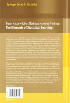 Livres Couvertures de The Elements of Statistical Learning: Data Mining, Inference, and Prediction