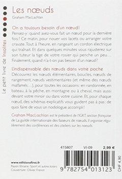 Livres Couvertures de Petit livre de - Les noeuds