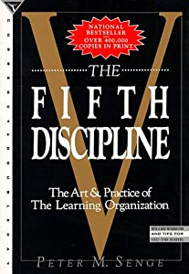 "Cover of ""The Fifth Discipline: The Art &..."