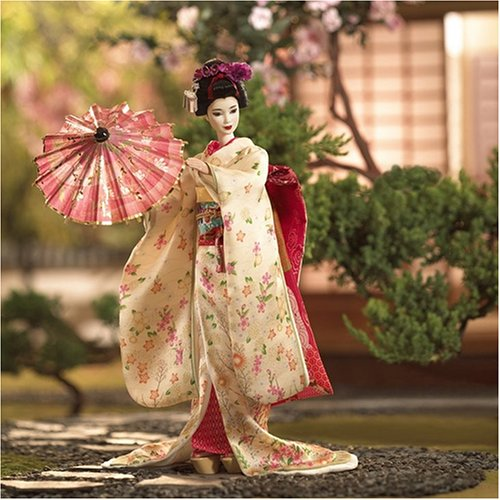 Barbie - Maiko - Gold Label Edition
