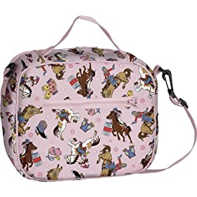 Wildkin Girl Rodeo Lunch Bag