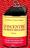Concentré de best-sellers - Pastiches
