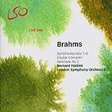 Symphonies 1-4 / Double Concerto