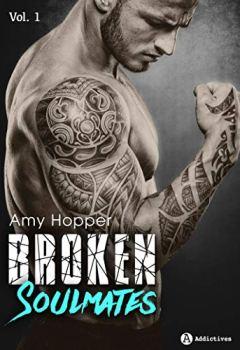 Amy Hopper - Broken Soulmates: Prix promo à 3,99 en précommande, puis à 4,99 à partir du 29/12 !