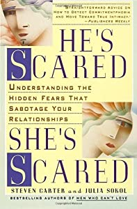 "Cover of ""He's Scared, She's Scared: Unde..."