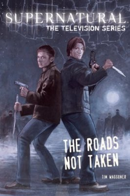 Supernatural, the Television Series: The Roads Not Taken by Tim Waggoner, Mr. Media Interview