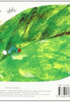 Copertina del libro di Il piccolissimo bruco Maisazio. Ediz. illustrata
