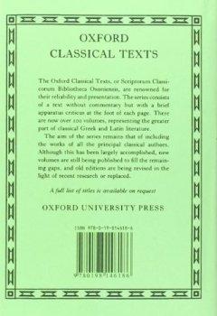 Livres Couvertures de Horace Opera