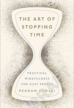 Livres Couvertures de The Art of Stopping Time