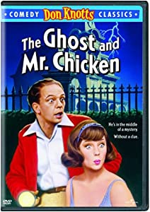 "Cover of ""The Ghost And Mr. Chicken"""