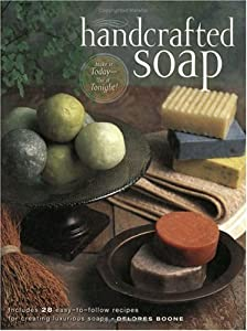 """Cover of """"Handcrafted Soap"""""""