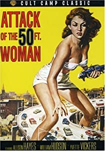 "Cover of ""Attack of the 50 Ft. Woman"""