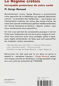 Livres Couvertures de Le régime crétois